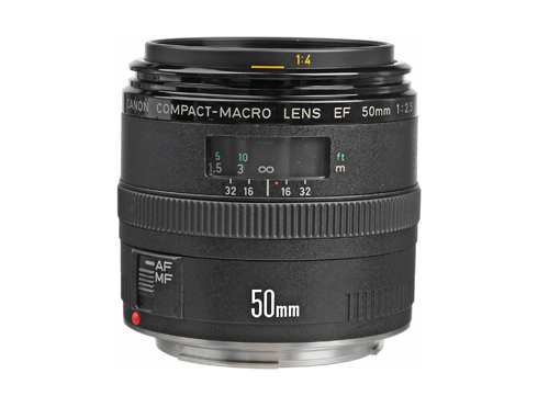 Canon-EF-50mm-f2.5-Compact-Macro-Lens