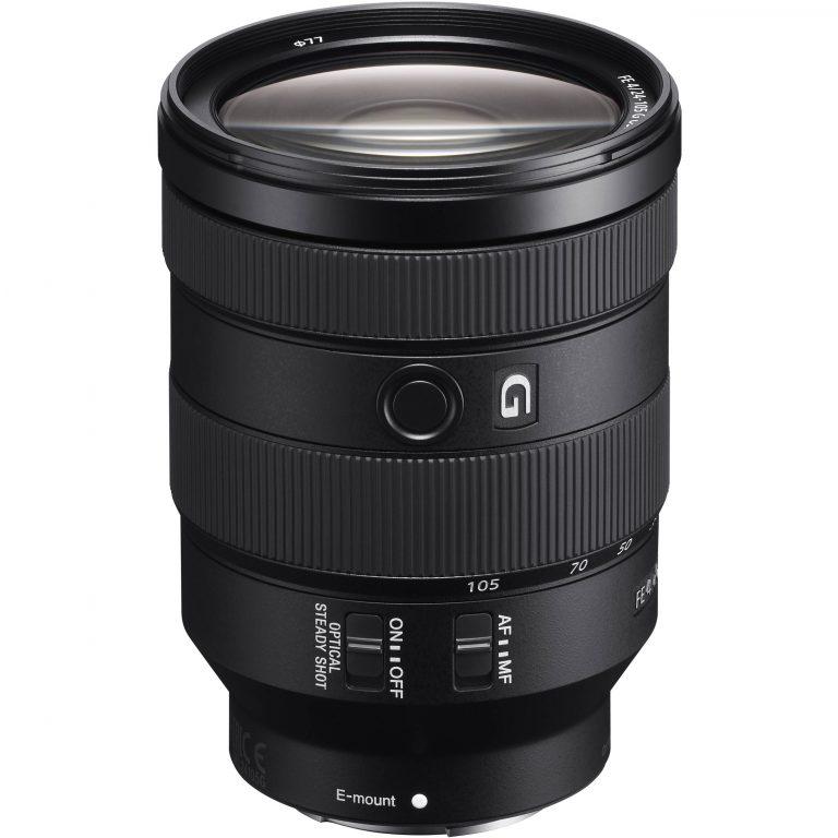 Sony 24-105 mm f4
